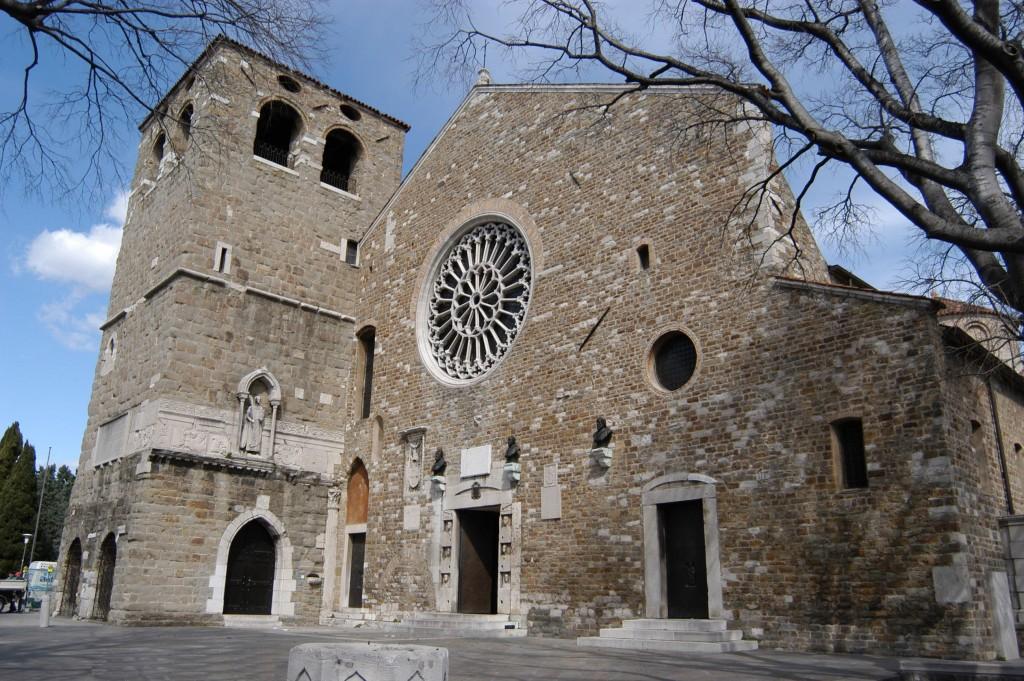 Trieste-cattedrale-di-san-giusto