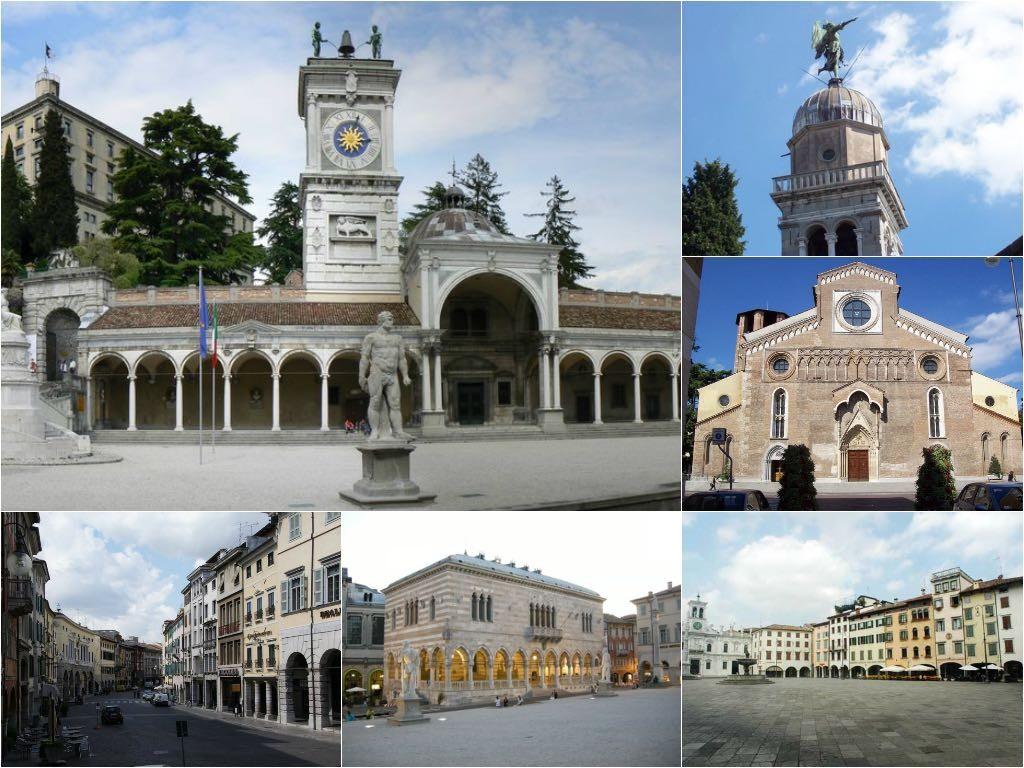 Udine-collage