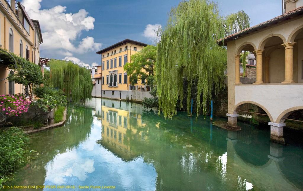 Sacile_paesaggio e fiume Livenza_ph Elio e Stefano Ciol_(POR FESR 2007-2013)- with ©