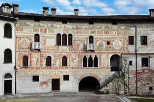 Spilimbergo_affreschi_estreno_castello_Elio e Stefano Ciol (POR FESR 2007-2013)- with ©